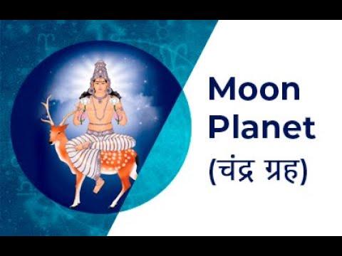 Moon Planet (Chandra Grah)