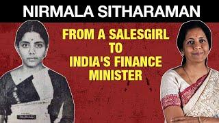 The rise of finance minister Nirmala Sitharaman..