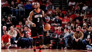 Best Crossovers and Handles from Week 9 of the NBA Season (Chris Paul, Kyrie, Lillard and More!)