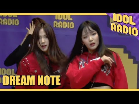[IDOL RADIO] 메들리댄스!♬♪(드림노트 ver.)