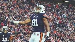 "Auburn Football: ""The Iron Bowl"""