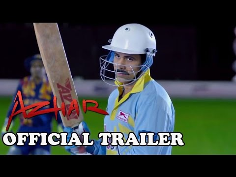 Azhar - Official Bollywood Trailer