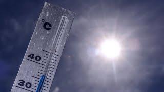 Francia se prepara para otra ola de calor mientras las temperaturas récord se revisaron a 46 ° C