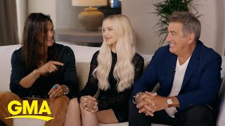 How the 'Descendants 3' cast became an 'extended family' l GMA