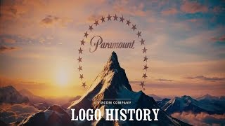 Paramount Pictures Logo History (#138)
