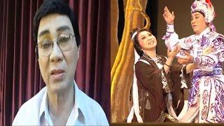 Tiểu sử Nghệ sĩ cải lương Thanh Sang: Nghệ sĩ Thanh Sang ng.uy kịch vì xuất h.uyết n.ão