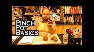 Pinch Pot Basics - University of YouTube - Ceramics 101 - Basics of Clay