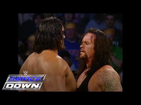 The Great Khali's WWE Debut