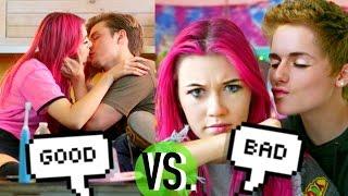 GOOD vs. BAD Relationships