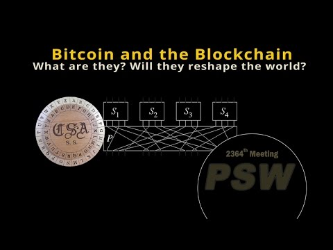 Bitcoin and the Blockchain