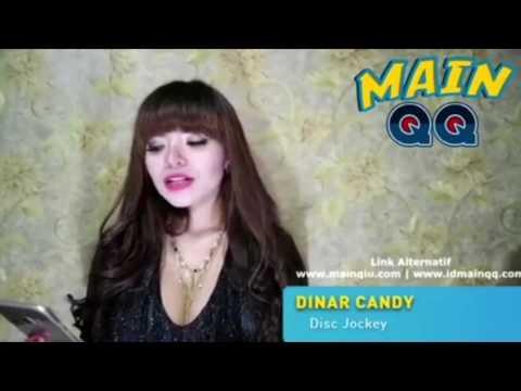 Main Poker Domino bersama Dinar Candy di MAINQQ