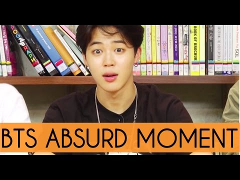 BTS 2016 ABSURD MOMENTS PT.1 - Try Not To Laugh Challenge!