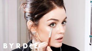 Lucy Hale's Everyday Makeup Essentials | Just Five Things | Byrdie