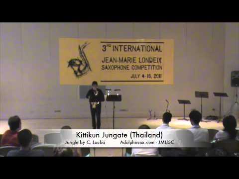 3rd JMLISC: Kittikun Jungate (Thailand) Jungle C. Lauba