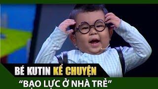 [Thử Tài Siêu Nhí tập 4] Huỳnh Minh Hoàng - Kutin - Bạo lực ở nhà trẻ