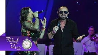 Mile Kitić i Cristina Voicu - Mi se volimo - (live) - Nikad nije kasno - EM 24 - 26.03.2018