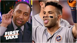 The Houston Astros 'need to shut the hell up!' – Stephen A. | First Take