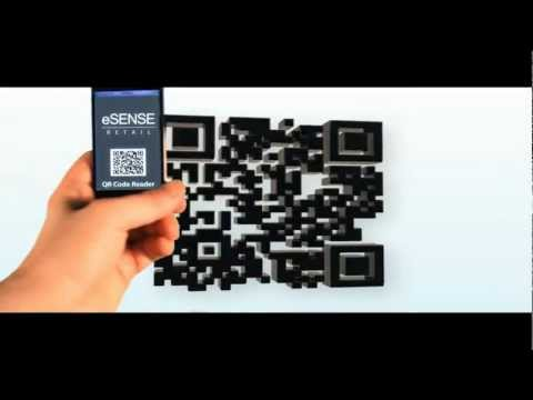 eSENSE Retail and QR codes