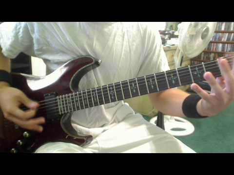 Disturbed - Crucified (Guitar Cover)