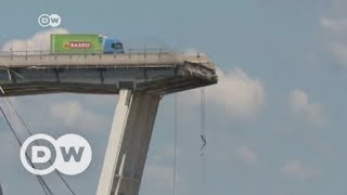 Italy bridge collapse: How structurally sound is Italy's aging infrastructure? | DW English