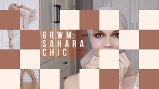 (TRAILER) Get Ready With Me: SAHARA CHIC inspo TOM FORD (Outfit, Maquillaje y Peinado)