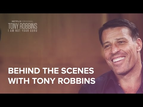 Tony Robbins: I Am Not Your Guru - Behind the scenes Q&A