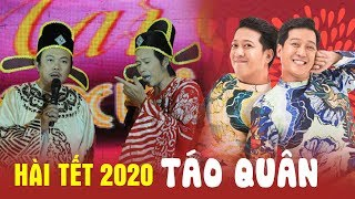 Hài Tết 2020 - TÁO QUÂN - Hoài Linh, Chí Tài, Trường Giang, Hứa Minh  Đạt