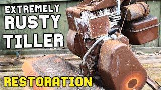 /tiller restoration will it ever run again