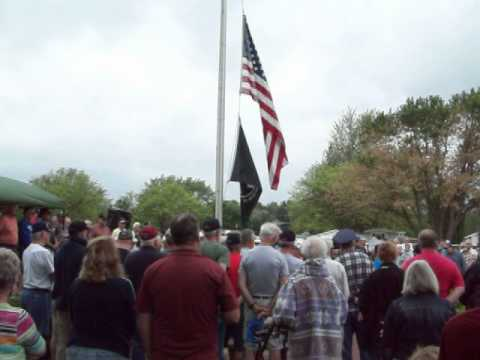 A portion of the Memorial Day Celebration 2015
