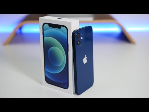 iPhone 12 - Unboxing, Setup and First Look