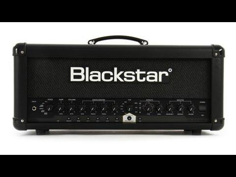 Blackstar ID60 TVP Head Video Test