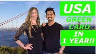 US Green Card Process 2020