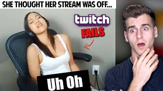 MOST EMBARRASSING MOMENTS CAUGHT ON LIVESTREAM (Twitch)