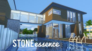 The Sims 4 Speed Build — Stone Essence — Newcrest