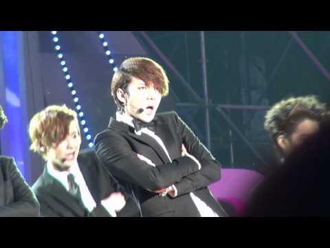 EXO sehun sorry sorry fancam 120512 dream concert