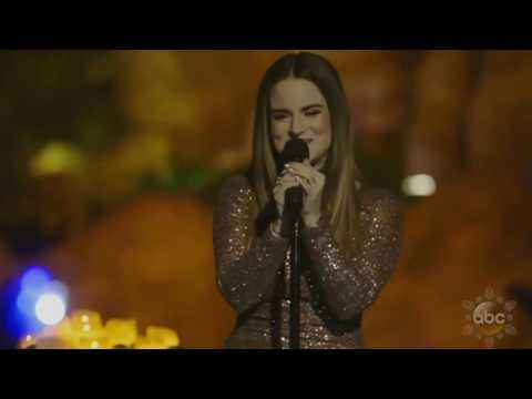 JoJo Have Yourself A Merry Little Christmas Live at Disney Holiday Celebration 2016
