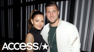 Tim Tebow Raves About 'Incredibly Special' Fiancée Demi-Leigh Nel-Peters | Access