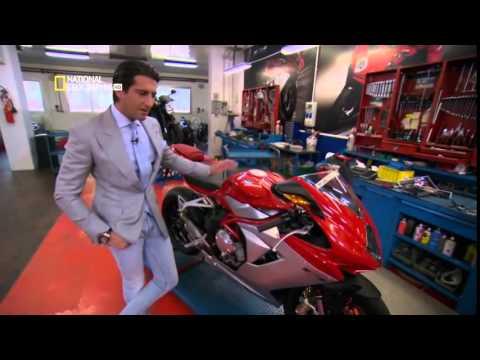 Motocykly a technika