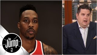 Brian Windhorst after Dwight injury: 'This is the Dwight Howard experience' | The Jump | ESPN