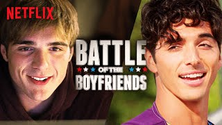 Battle of the Boyfriends: The Kissing Booth 2   Netflix