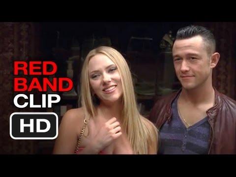 Don Jon Red Band CLIP - Father's Day (2013) - Joseph Gordon Levitt, Scarlett Johansson Movie HD
