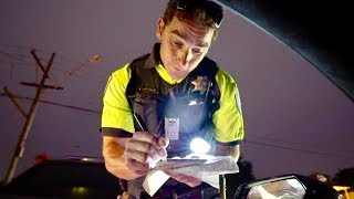 Cop Pulls Me Over to Get My Phone Number...