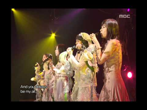 CSJH The Grace - My Everything, 천상지희 더 그레이스 - 열정, Music Core 20070113
