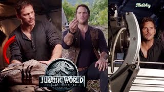 Jurassic World 2: Fallen Kingdom Bloopers, B-Roll, & Behind the Scenes - 2018