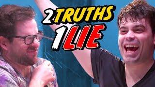 NERD SHOWDOWN W/ IAN & DAMIEN – 2 TRUTHS 1 LIE