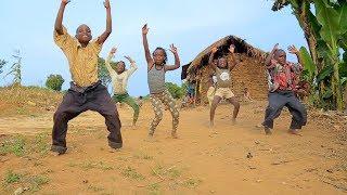 Masaka Kids Africana Dancing Serebu By Eddy Kenzo