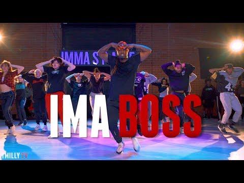 Meek Mill - IMA BOSS ft. Rick Ross | Choreography by Willdabeast Adams #TMillyTV