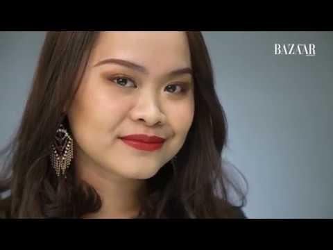 Tutorial Makeup Glam Untuk Hari Natal