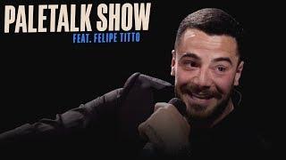 Renato Albani - Paletalk Show feat. Felipe Titto