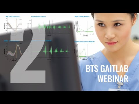 BTS GAITLAB (2nd step): anthropometric measures and markers placement